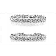 [ 60 % Off ] Zirconia Elements Bracelet 2 Unit Deal