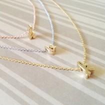 Alphabet Necklace ( A - Z )