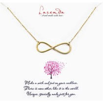 Infinity Line Necklace