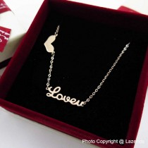 Love U Necklace
