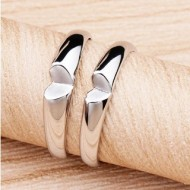 Engrave Name Couple Ring Set R12